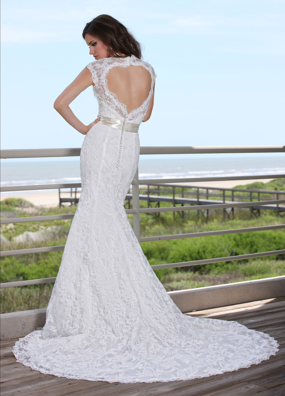 Back view of Style : 50240