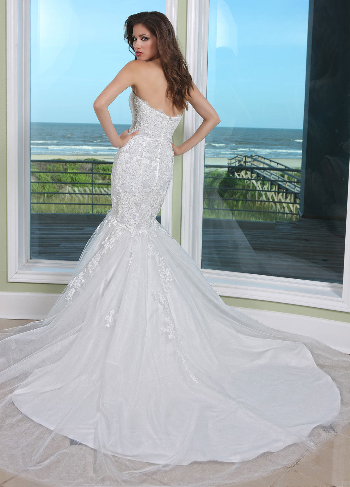 Back view of Style : 50247