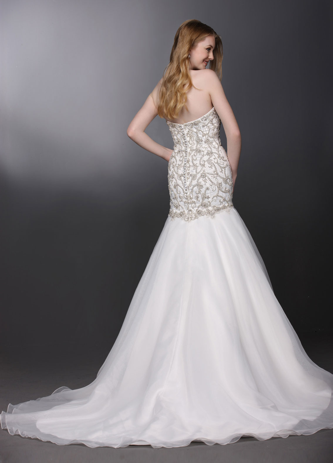 Back view of Style : 50276