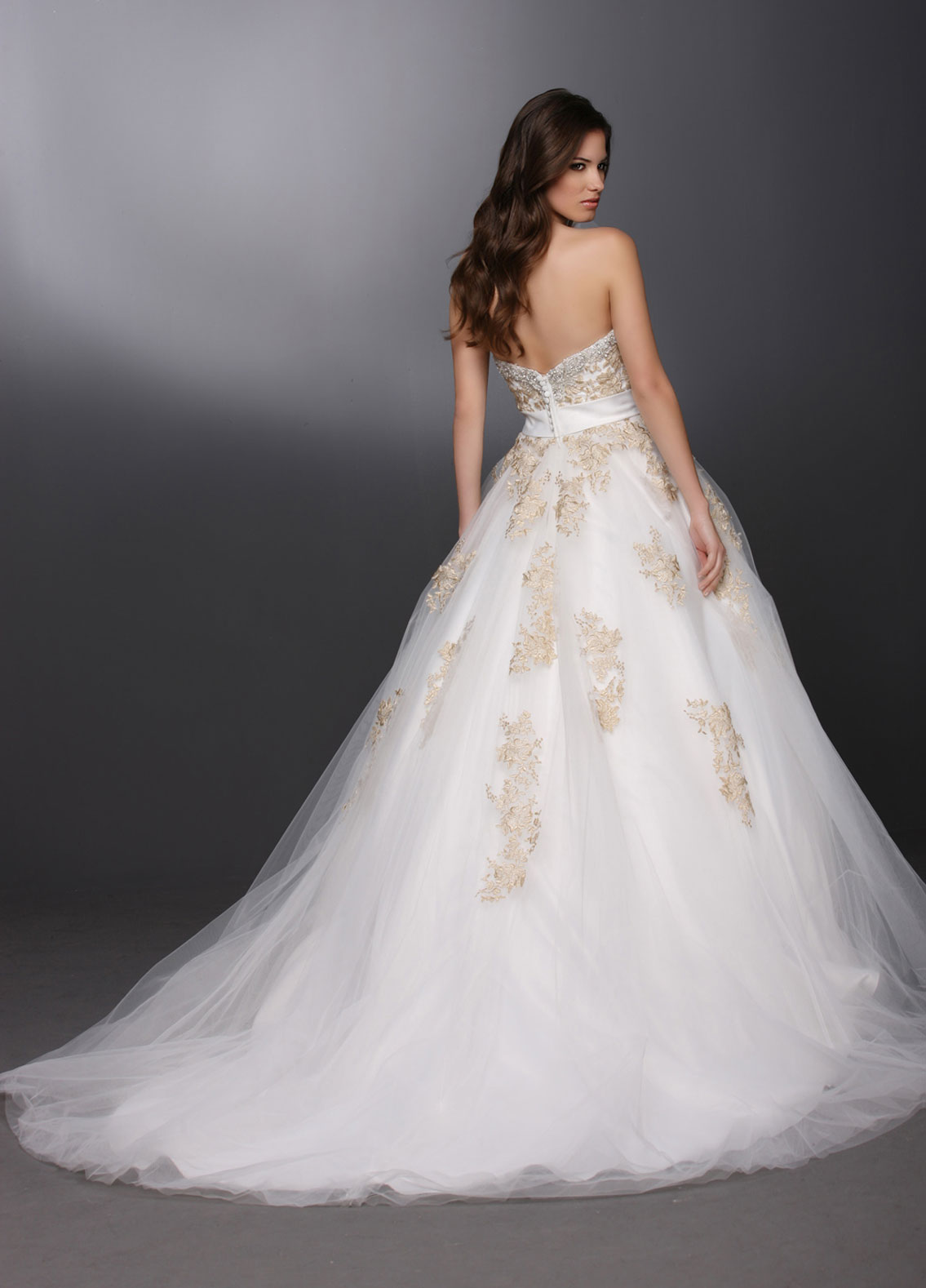 Back view of Style : 50282