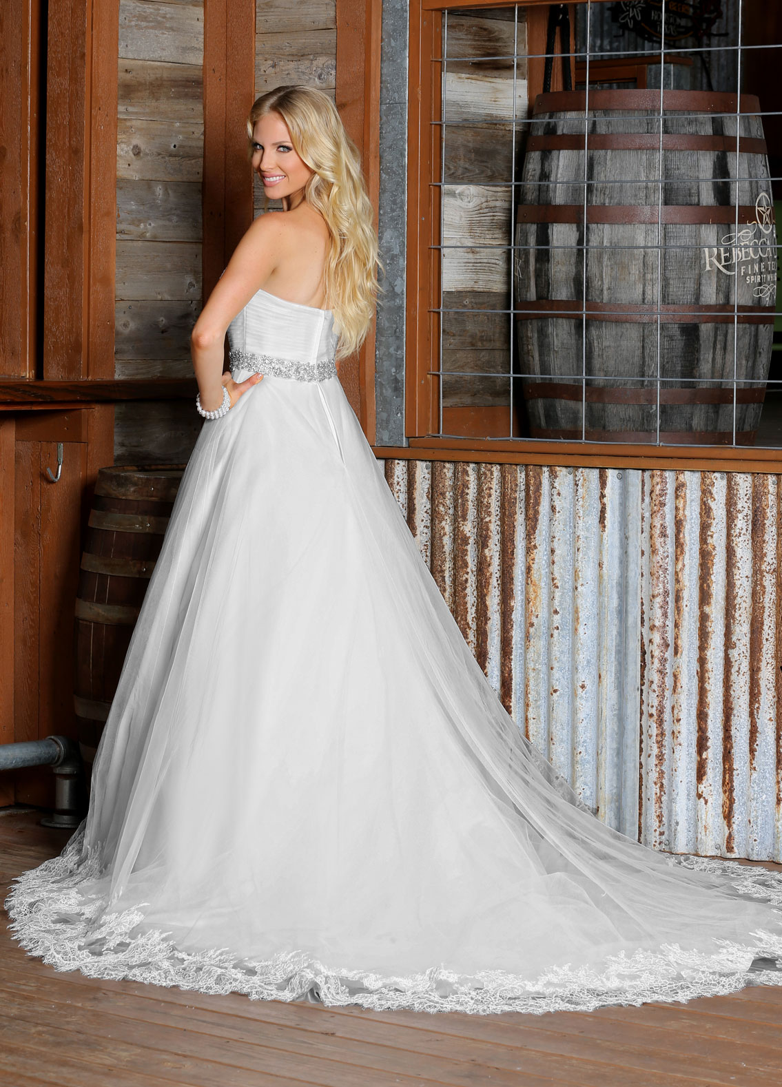 Back view of Style : 50297