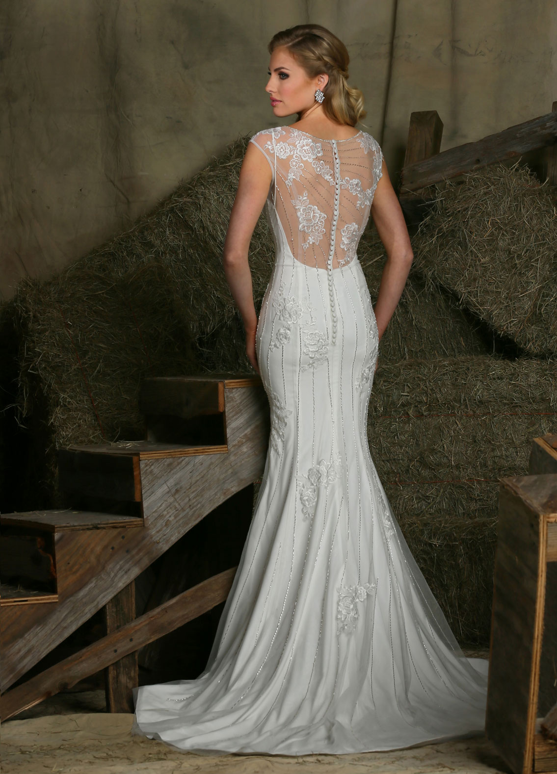 Back view of Style : 50324