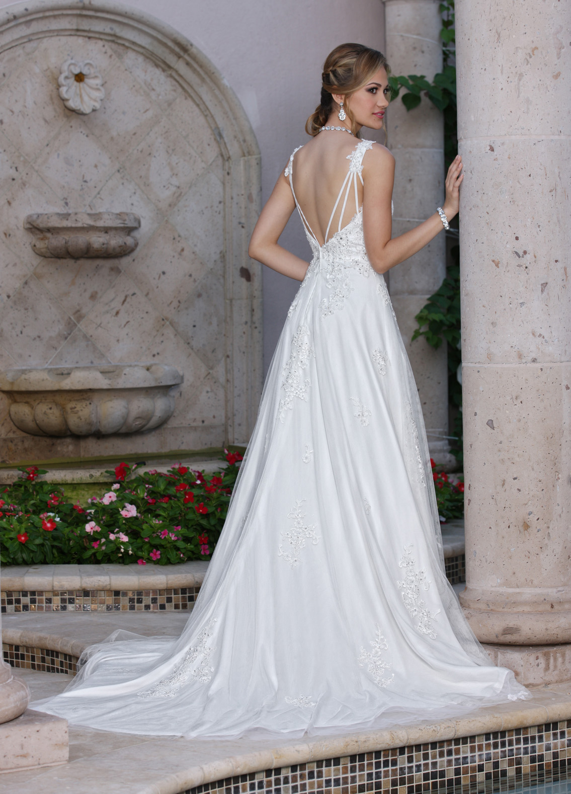 Back view of Style : 50361