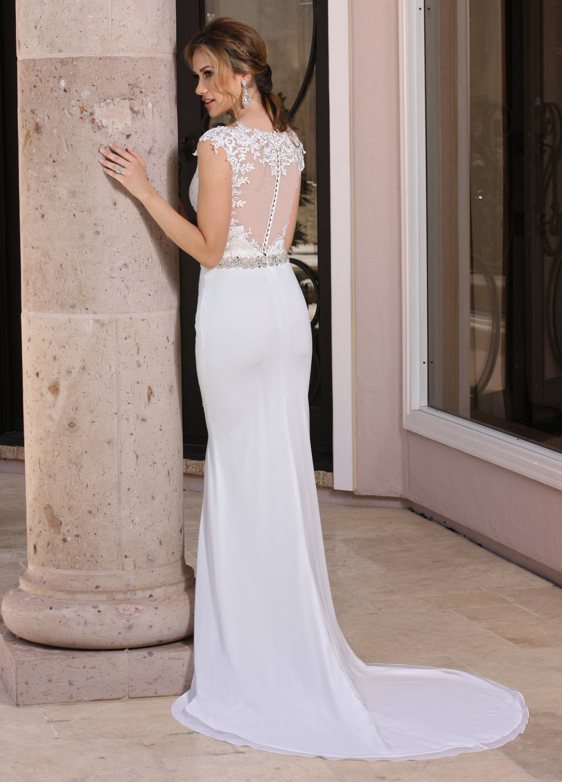 Back view of Style : 50364