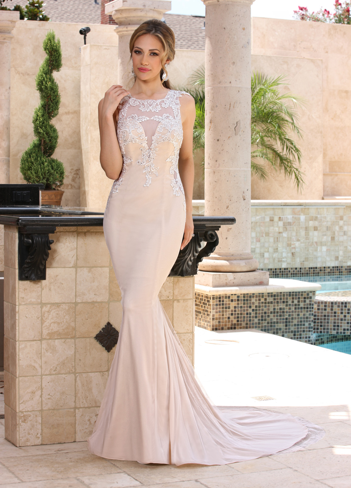 Front view of Style : 50371