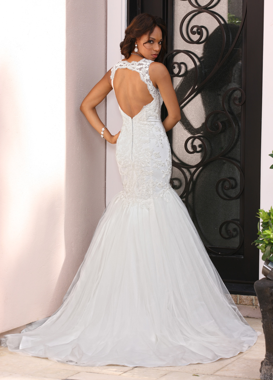 Back view of Style : 50373