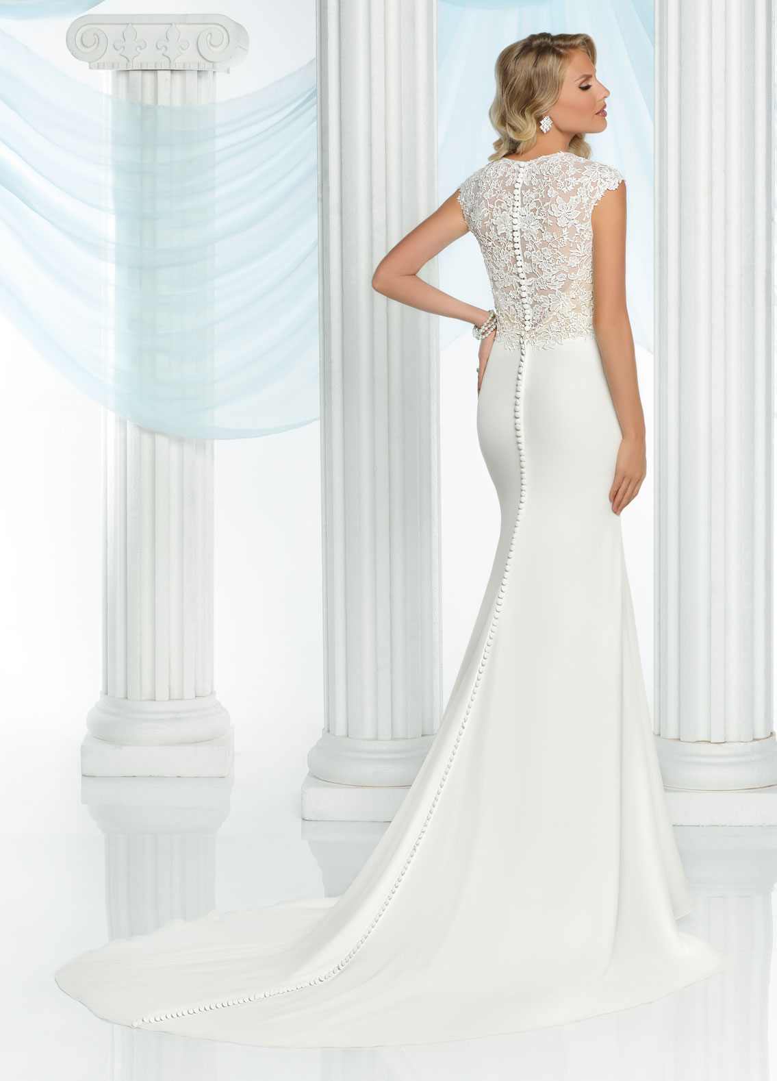 Back view of Style : 50422