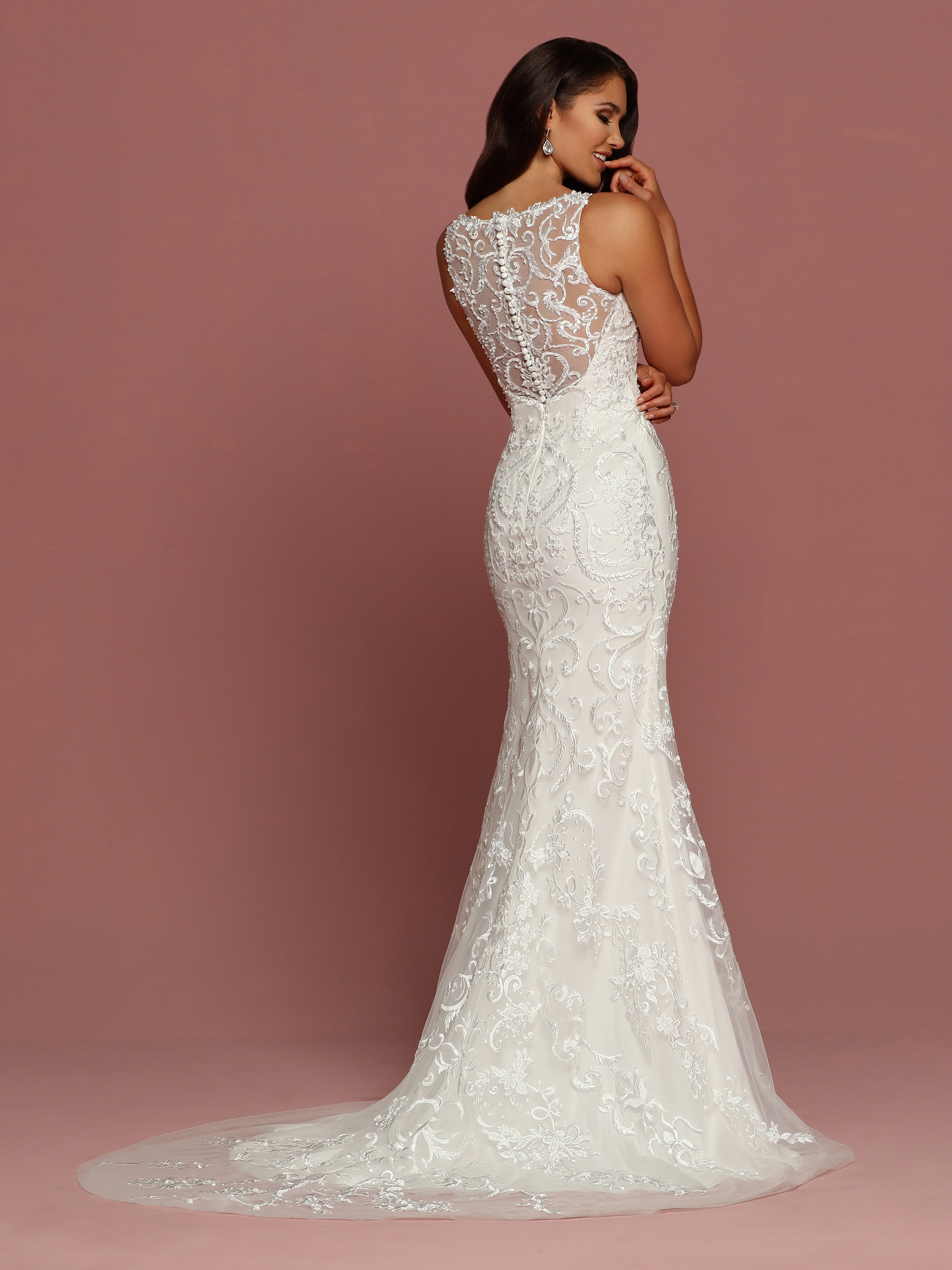 Style 50481 davinci wedding dresses wedding gown junglespirit Choice Image
