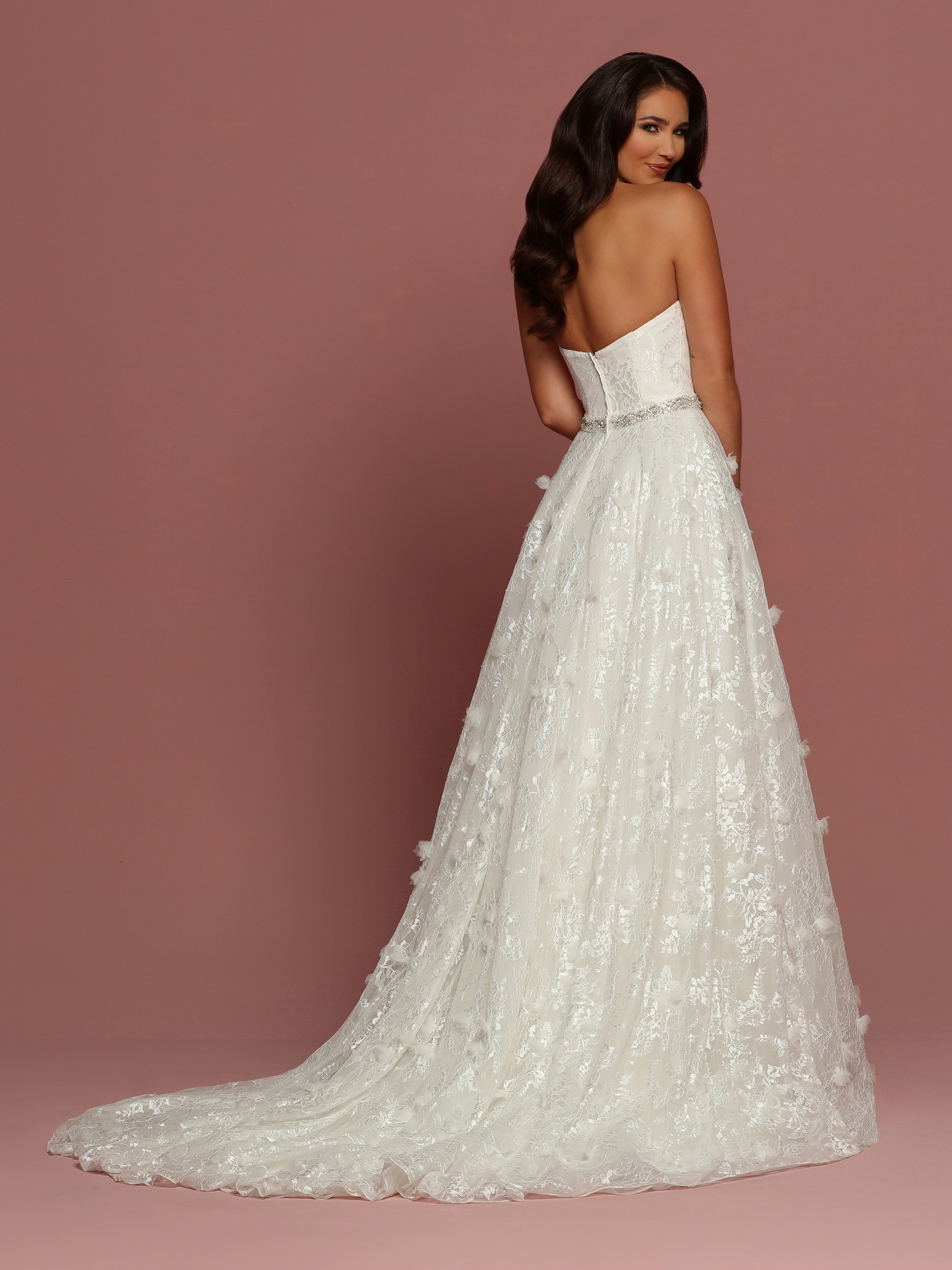 Back view of Style : 50496