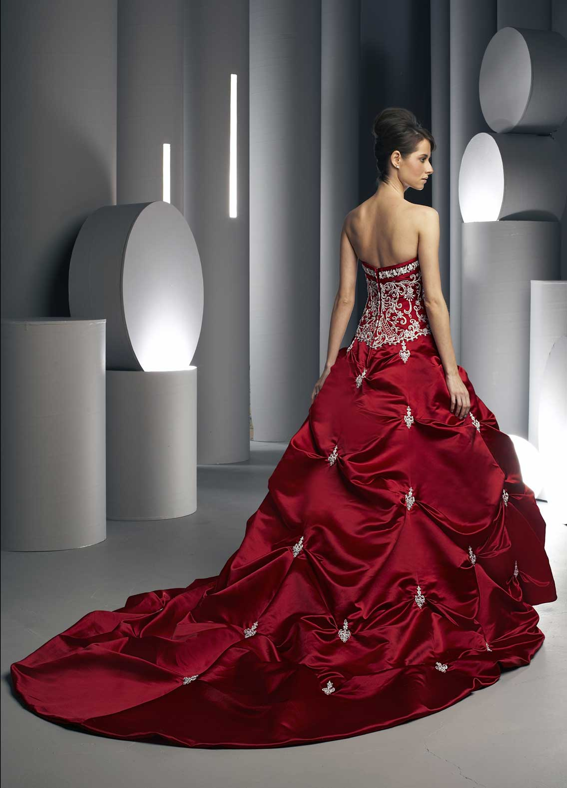 Back view of Style : 8220