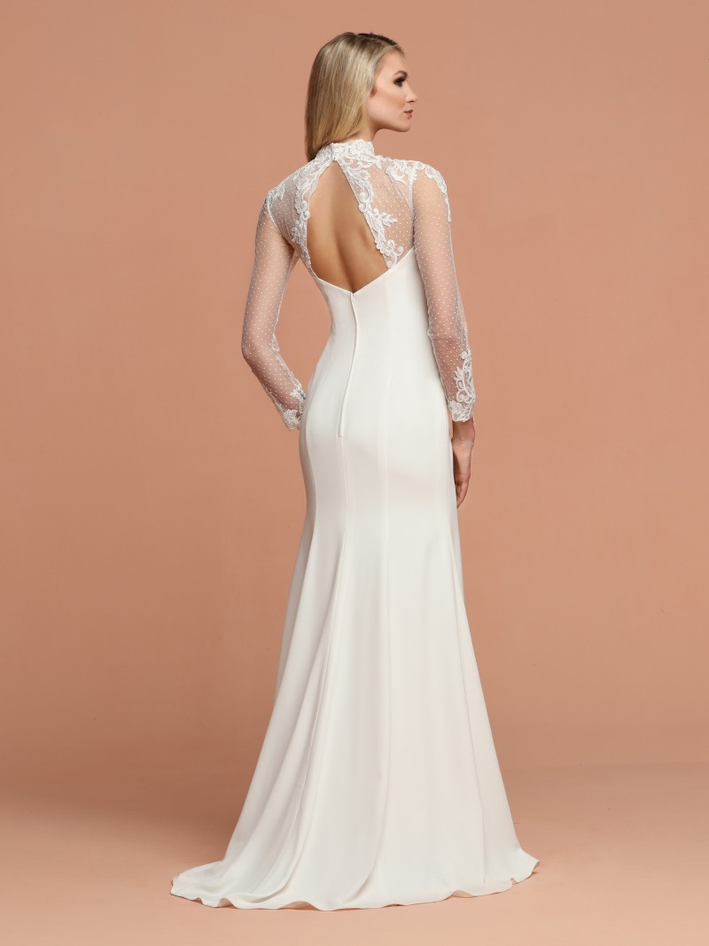 Informal Wedding Dresses.Informal By Davinci Davinci Bridal